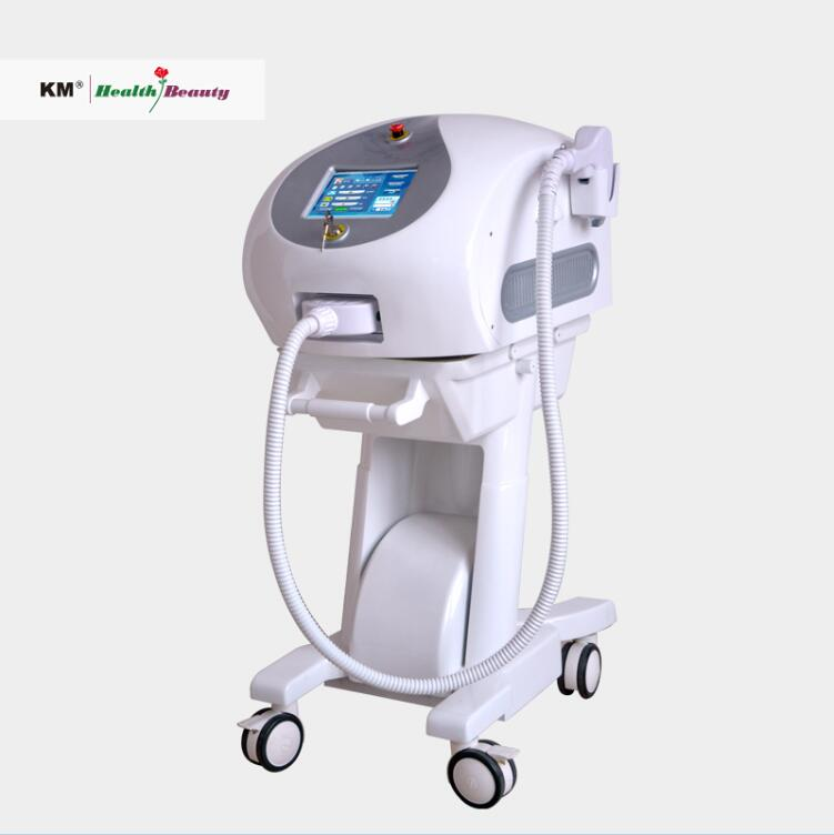 Painless laser hair removal 808nm diode/808 nm diode laser machine with medical CE TGA